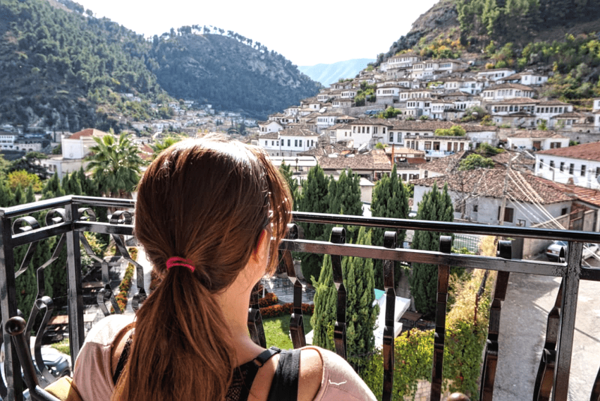 Albanien Highlight UNESCO Welterbe Berat