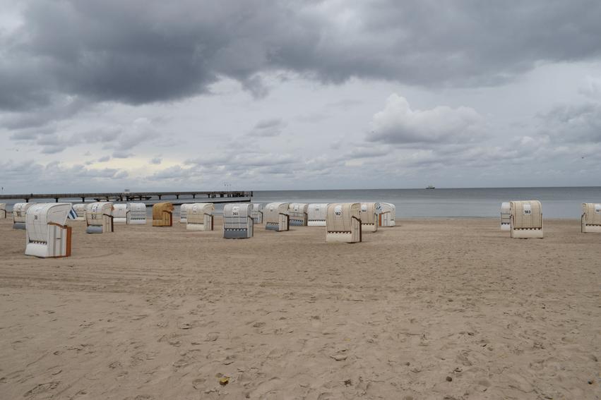 Strand des Ostseebads Großenbrode
