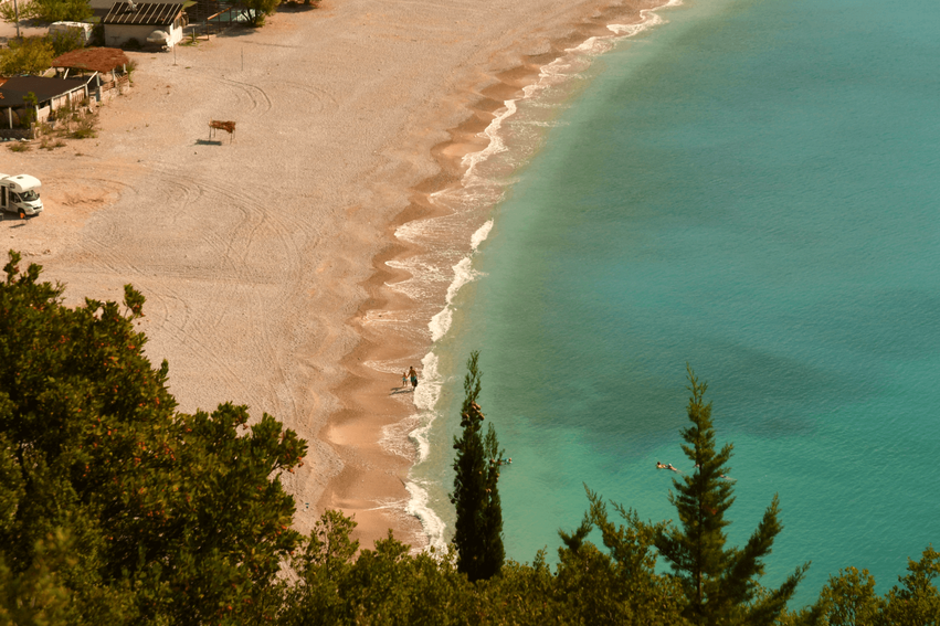 Roadtrip Balkan Campingtrip Albanien