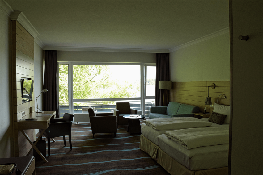 Hotelzimmer Der Seehof Ratzeburg