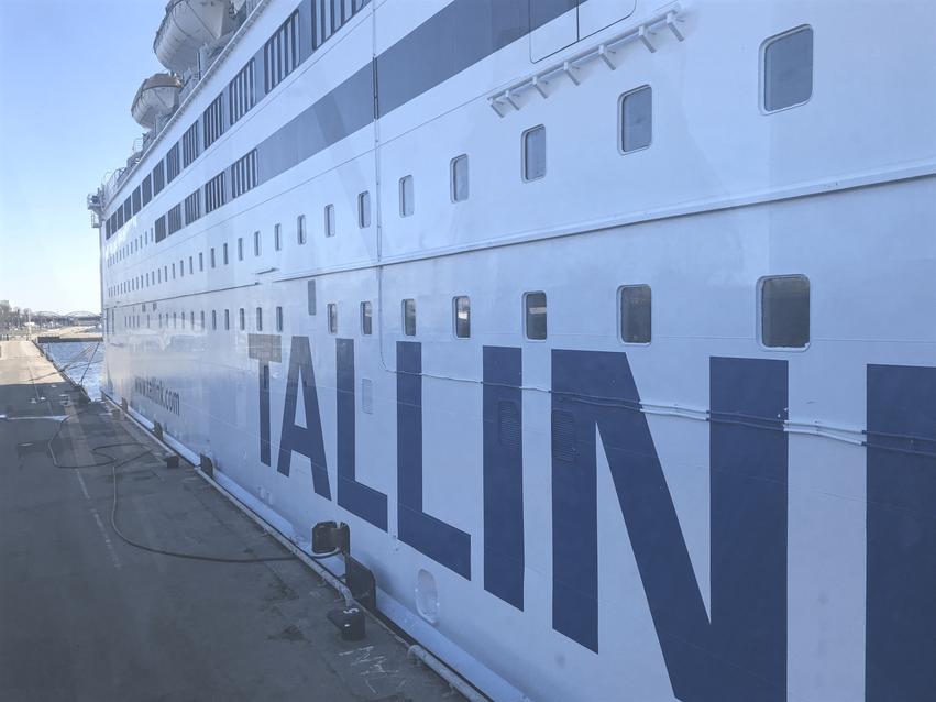 Isabelle Tallink Silja Line