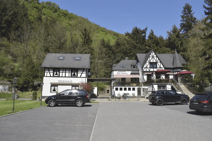 Die Historische Mühle Vogelsang in Brodenbach