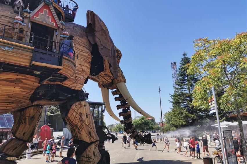 Grande Eléphant Nantes