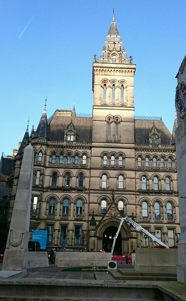 Townhall, Manchester