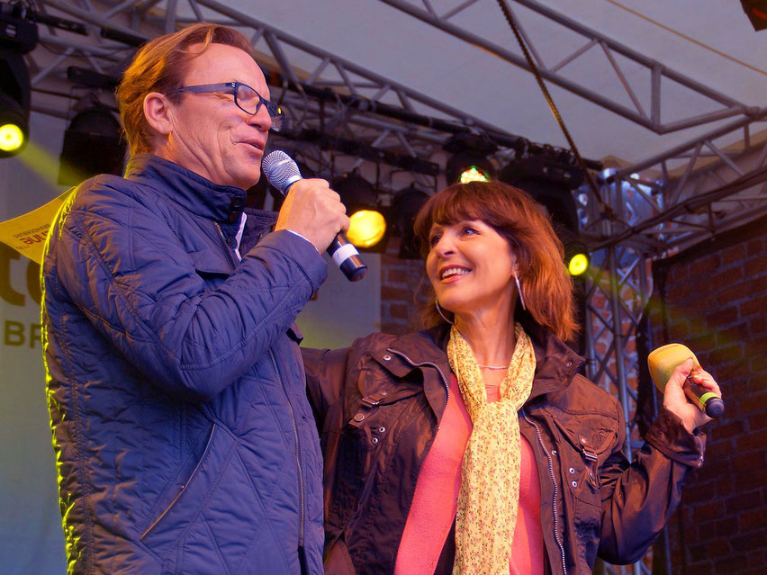 Wolfgang Lippert & Marina Ringel