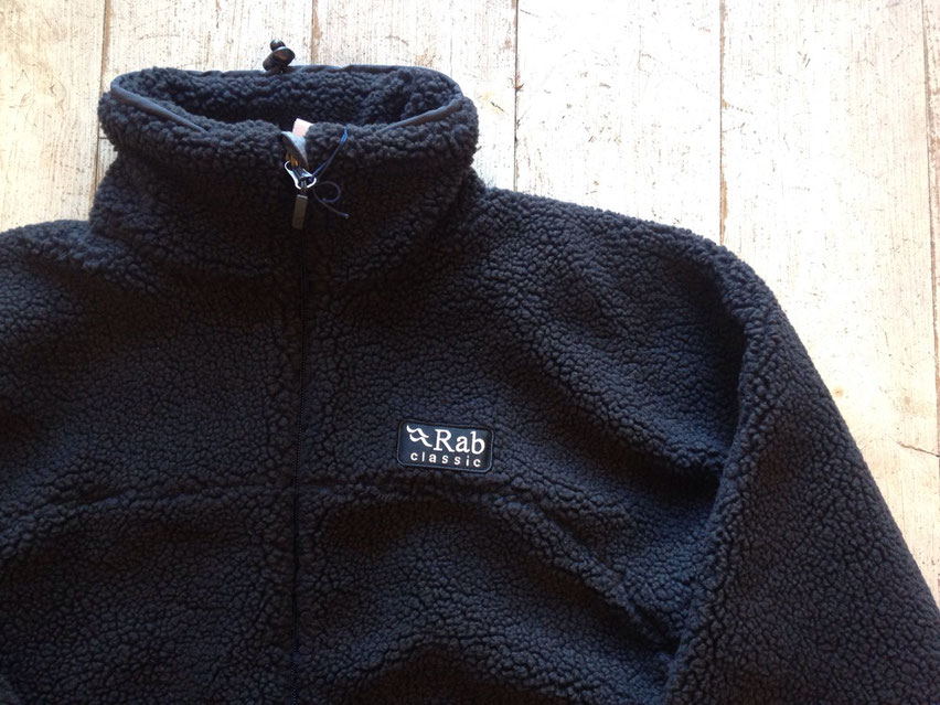 Rab(ラブ)Double Pile Jacket 各¥23,760(税込)