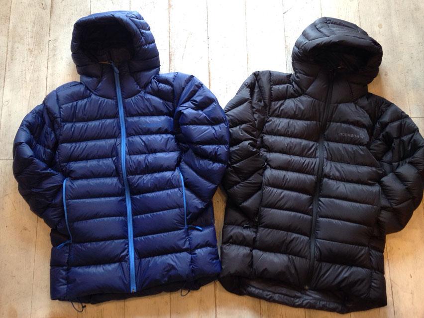 NORRONA(ノローナ) lyngen lightweight down750 Jacket 各¥45,360(税込)