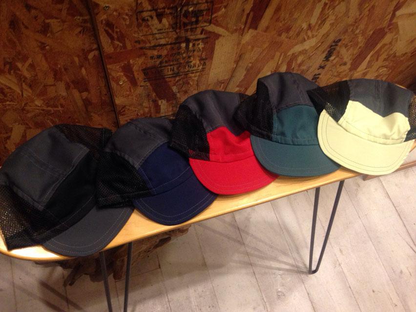 welldone JET CAP(サイドメッシュバージョン)全5型 各¥4,104(税込)
