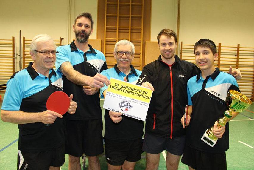 Rund 100 Tischtennisspieler werden am kommenden Wochenende auf die Jagd nach Pokale gehen!