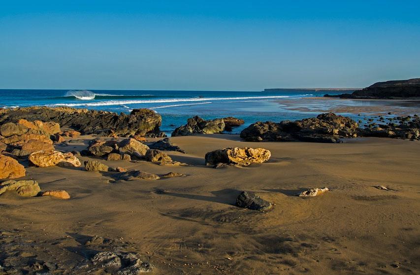 tindaya beach