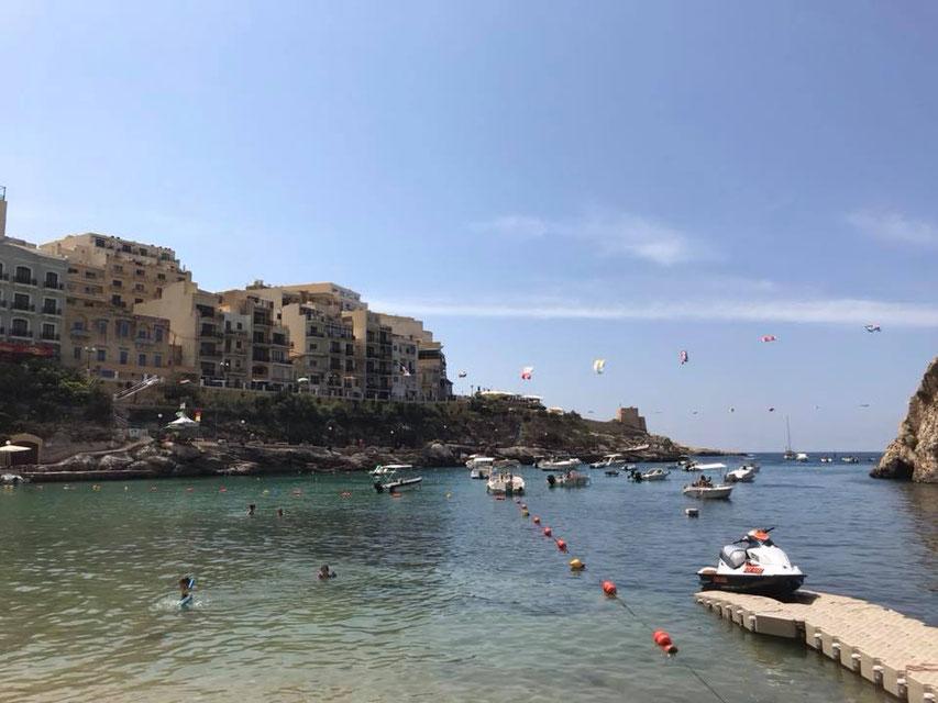 Gozo, visit Gozo, Malta, Xlendi, Retreat, Mina Moonlight, Benitaljo, Auszeit, Yoga, Reisebericht, Blogger, Mittelmeer
