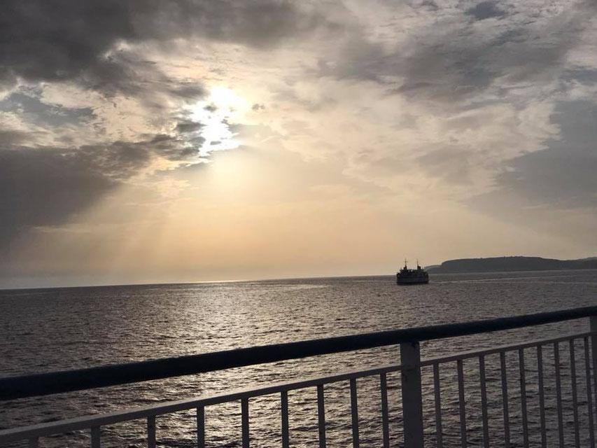 Gozo Ferry Line, Retreat, Mina Moonlight, Benitaljo, Gozo, Malta, visit Gozo, visit Malta, Mittelmeer, Auszeit, Yoga, Vegan