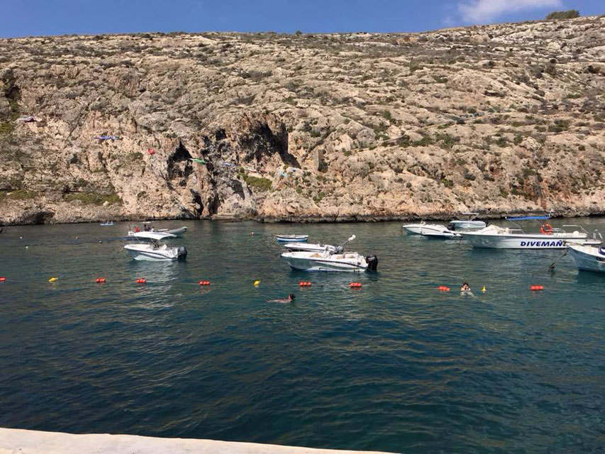 Gozo, visit Gozo, Xlendi, Malta, Mina Moonlight, Benitaljo, Retreat, Auszeit, Reisebericht, Yoga, Blogger, Mittelmeer