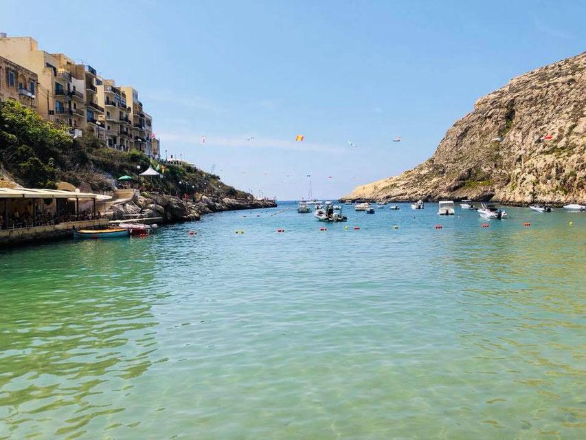 Gozo, visit Gozo, Malta, Xlendi, Mina Moonlight, Benitaljo, Retreat, Auszeit, Yoga, Reisebericht, Mittelmeer, Blogger