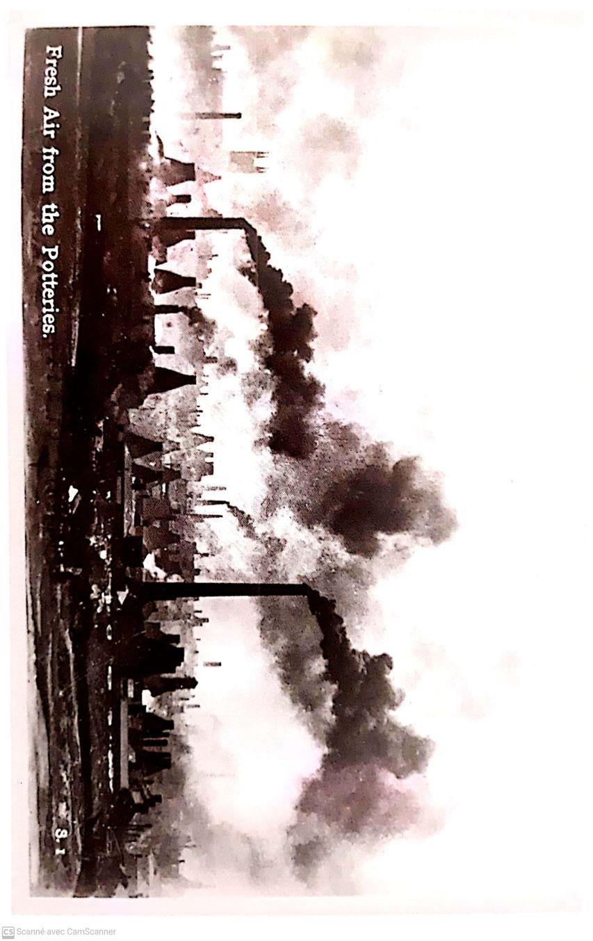 Stoke-on-Trent vers 1900