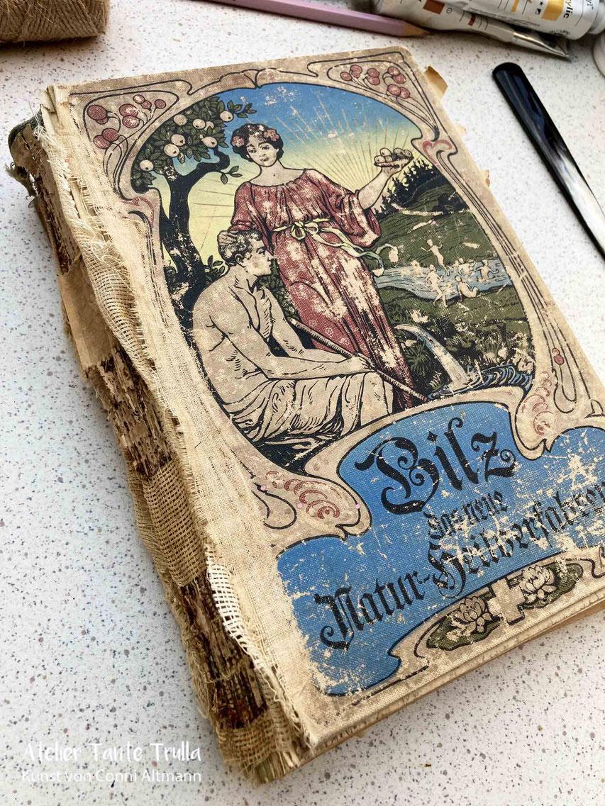 uraltes Buch