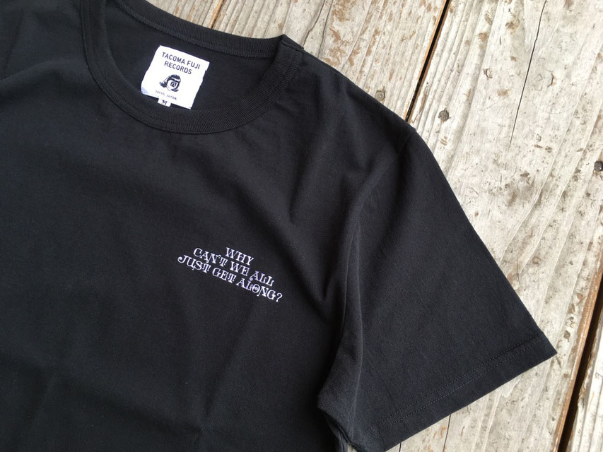 TACOMA FUJI RECOARDS(タコマフジレコード) WHY CAN'T WE ALL JUST GET ALONG ? by Jerry UKAI ¥5,800(+TAX)