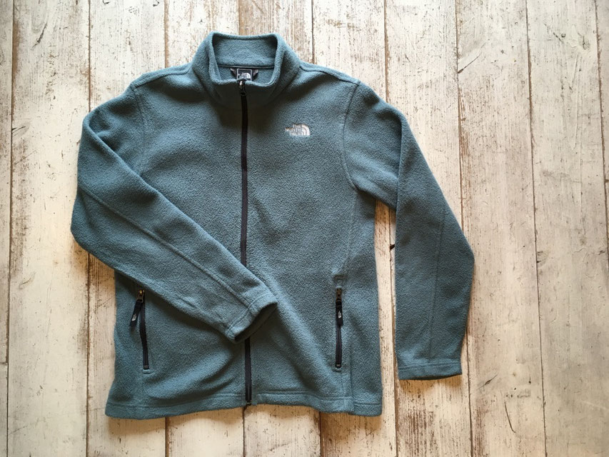 『USED』 THE NORTH FACE(ザ・ノースフェイス) Fleece Jacket(Boys) ¥4,000(+TAX)