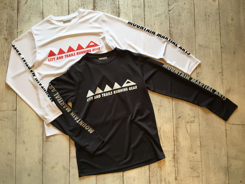 Mountain Martial Arts(マウンテンマーシャルアーツ) MMA mark Long Sleeve Tee 各¥8,100(税込)