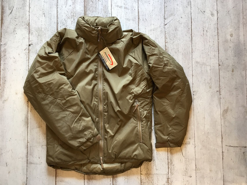 USMC LEVEL 7 PRIMALOFT HAPPY SUIT ¥43,200(税込)