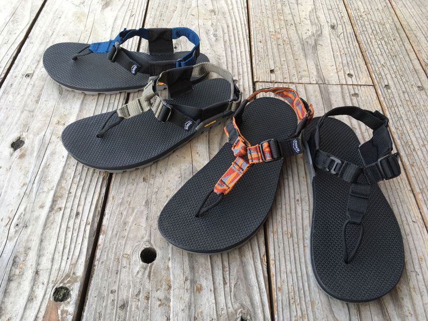 BEDROCK SANDALS(ベッドロックサンダル) Carin Pro 2 Adventure Sandals 各¥17,500(+TAX)