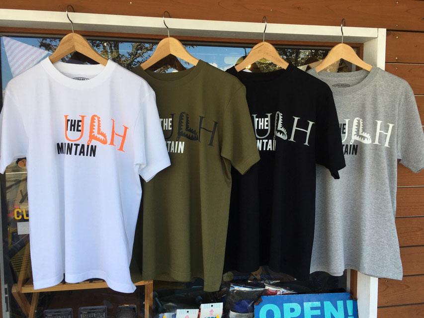 ULTRA HEAVY(ウルトラヘビー) U.L.H モトクロス Tシャツ 各¥5,500(+TAX)