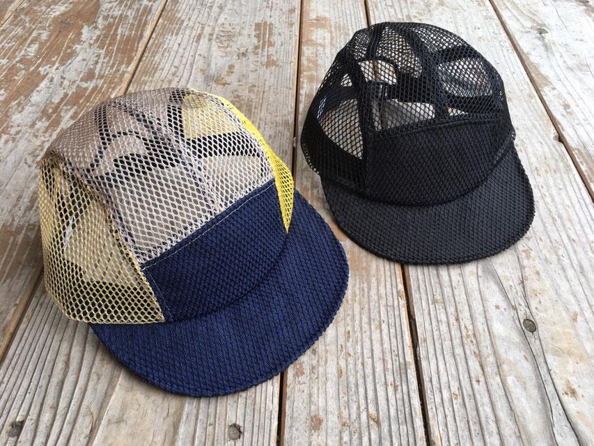 halo commodity(ハロ コモディティ) Buckwheet Cap 各¥5,900(+TAX)