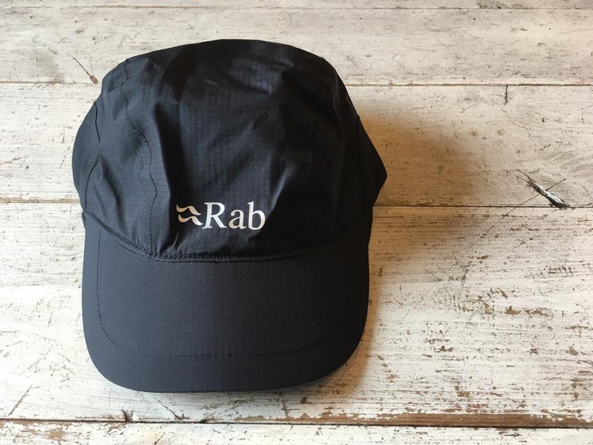 Rab(ラブ) Latok Cap ¥6,480(税込)