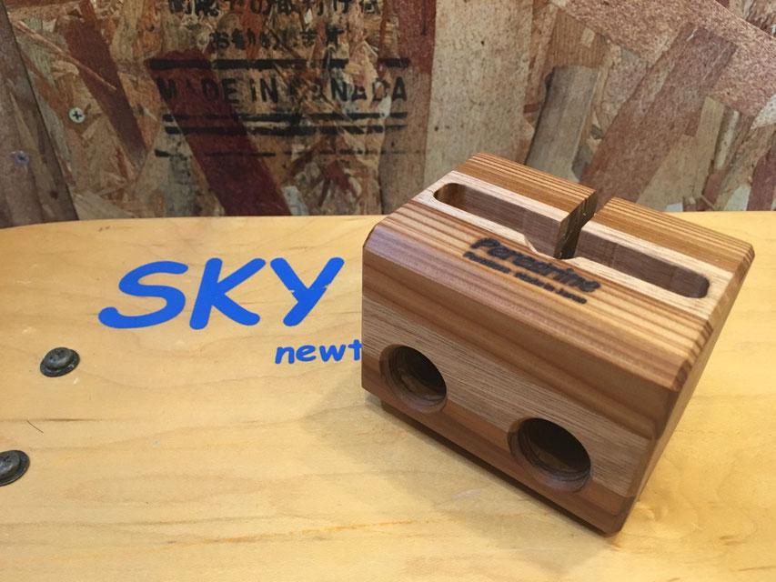 Peregrine Furniture(ペレグリンファニチャー) Sounds Wood for iphone ¥7,020(税込)