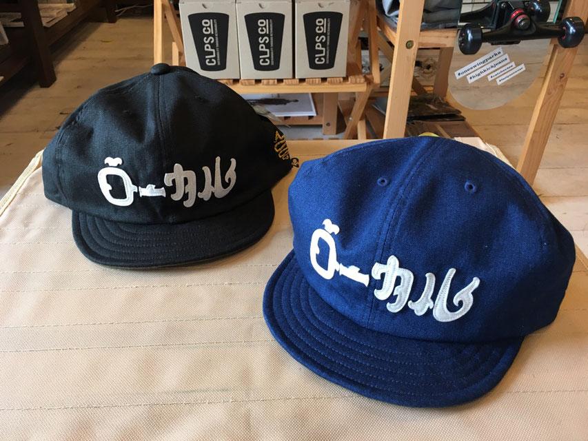 ALDIES(アールディーズ) Local Cap 各¥7,020(税込)