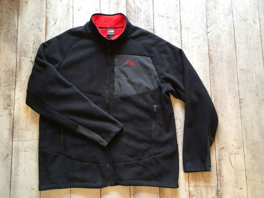 『USED』 THE NORTH FACE(ザ・ノースフェイス) Chimborazo Fleece Jacket ¥8,000(+TAX)