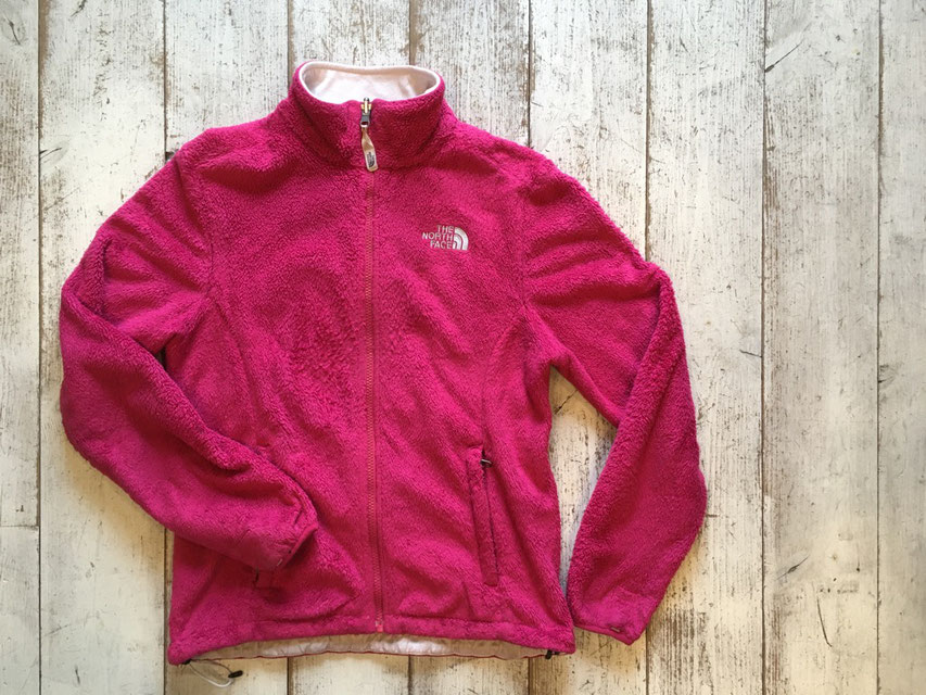 『USED』 THE NORTH FACE(ザ・ノースフェイス) Fleece Jacket ¥4,000(+TAX)