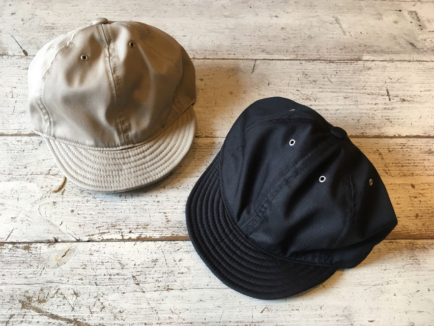 NAPRON(ナプロン) WORK CAP 各¥4,320