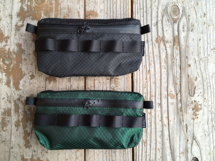HALF TRACK PRODUCTS(ハーフトラックプロダクツ) HLPOUCH ¥4,300(+TAX)