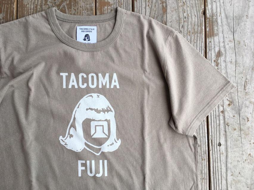 TACOMA FUJI RECORDS(タコマフジレコード) LOGO MARK 21  ¥5,800(+TAX)