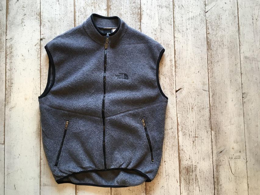 『USED』 THE NORTH FACE(ザ・ノースフェイス) Fleece Vest ¥6,500(+TAX)