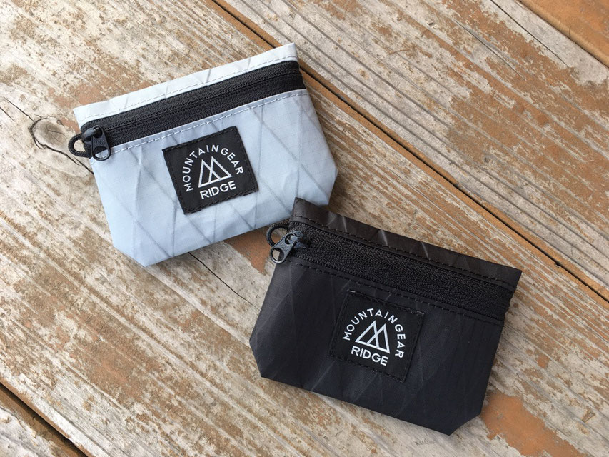 RIDGE MOUNTAIN GEAR(リッジマウンテンギア) Wallet X-PAC 各¥2,273(+TAX)