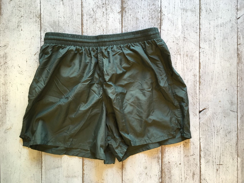 US MILITARY TRAINING SHORTS ¥4,860(税込)