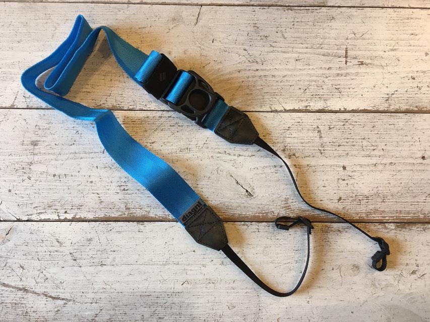PAPERSKY(ペーパースカイ) DIAGNL ninja camera strap ¥3,780(税込)