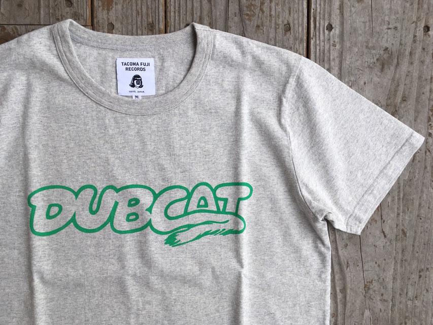 TACOMA FUJI RECORDS(タコマフジレコード) DUB CAT designed by Hiroshi Iguchi ¥5,800(+TAX)