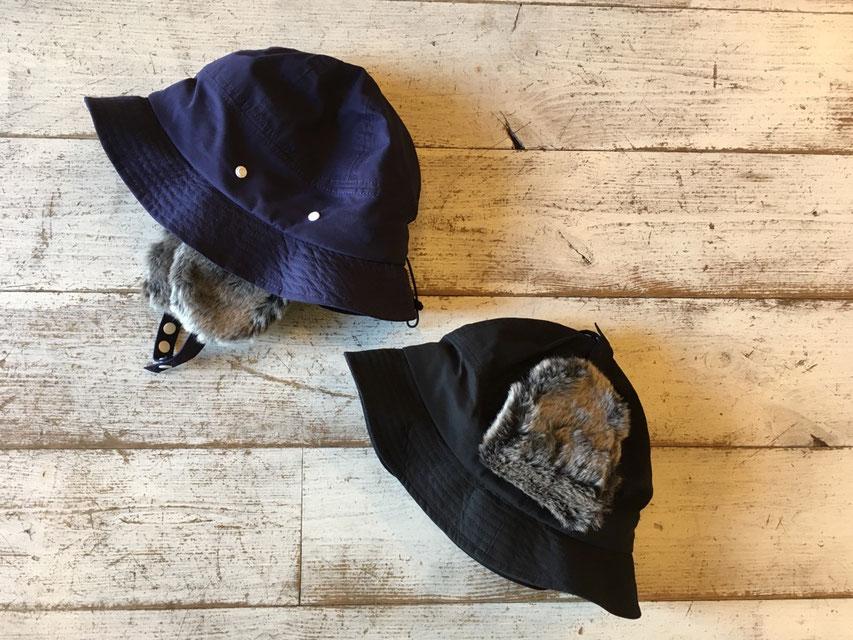 halo commodity(ハロ コモディティ) Hooper Hat 各¥6,372(税込)