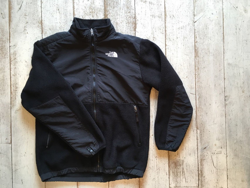 『USED』 THE NORTH FACE(ザ・ノースフェイス) Denali Jacket ¥7,000(+TAX)