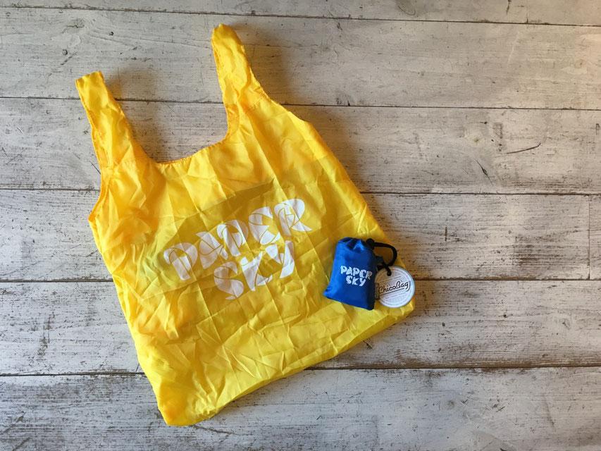 PAPERSKY(ペーパースカイ) チコバッグ / Eco Travel Bag ¥1,620(税込)