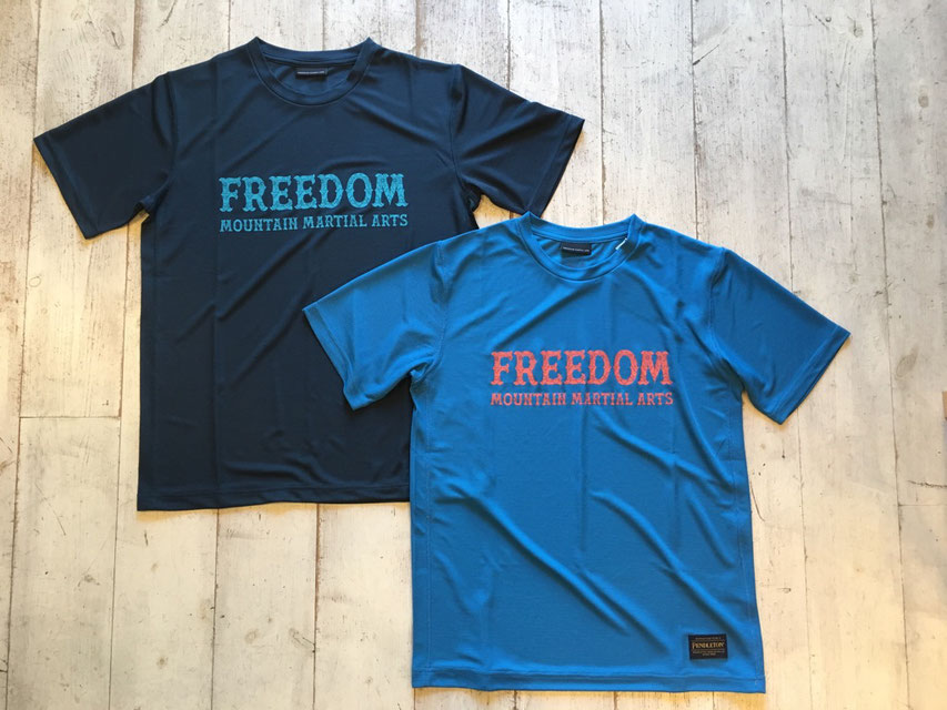 Mountain Martial Arts(マウンテンマーシャルアーツ) Pendleton Polartec Power Dry Freedom Tee 各¥8,100(税込)