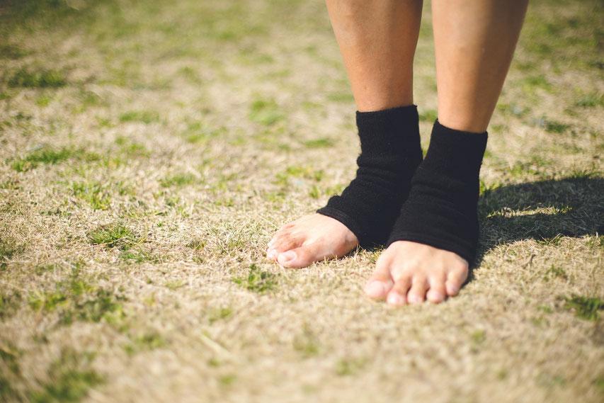 awaia(アワイア) Ankle Warmer (Wool Type) ¥4,800(+TAX)