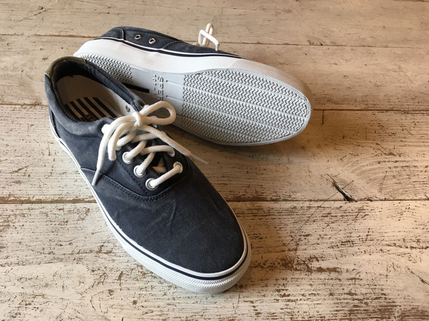 Submarin Deck Shoes by SPERRY TOP SIDER ¥12,000(+TAX)