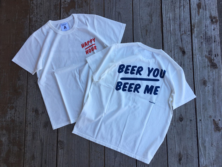 TACOMA FUJI RECORDS(タコマフジレコード) HAPPY HOUR BEER YOU BEER ME  各¥5,800(+TAX)