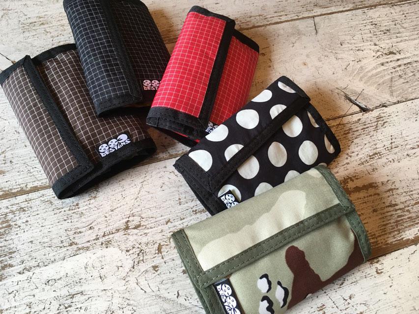 883 designs(ハヤミデザイン) Tissue Case 各¥3,200(+TAX)