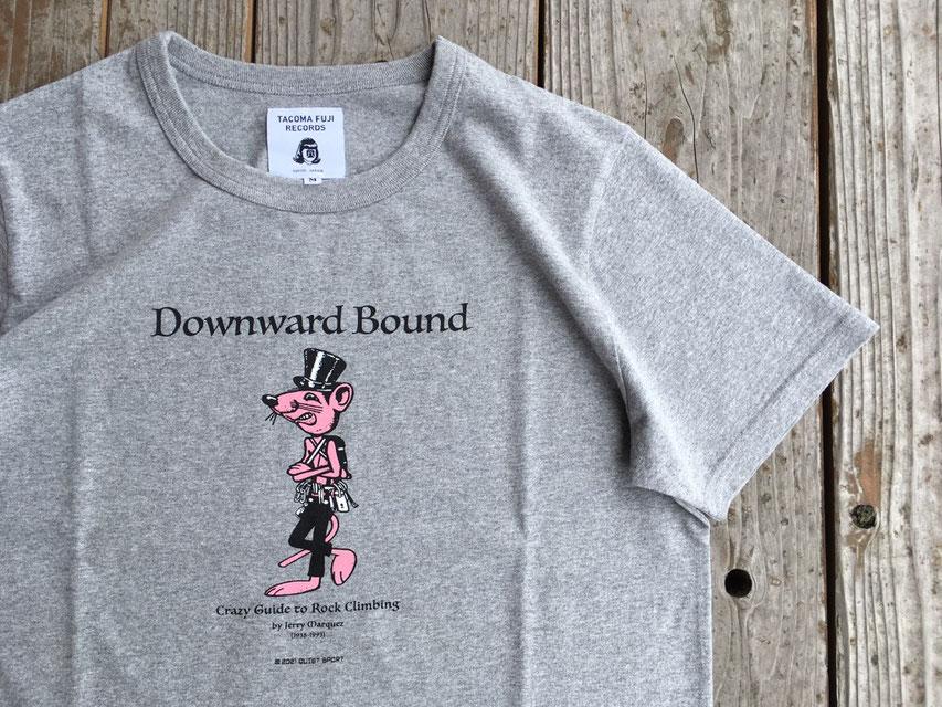 TACOMA FUJI RECORDS(タコマフジレコード) Downward Bound designed by Jerry UKAI ¥5,800(+TAX)