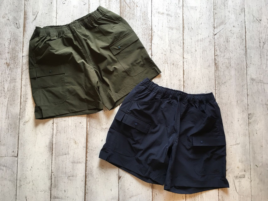 Mountain Martial Arts(マウンテンマーシャルアーツ) Multi-purpose 8 pocket Shorts 各¥17,000(+TAX)